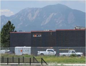 Custom Solar, Boulder CO