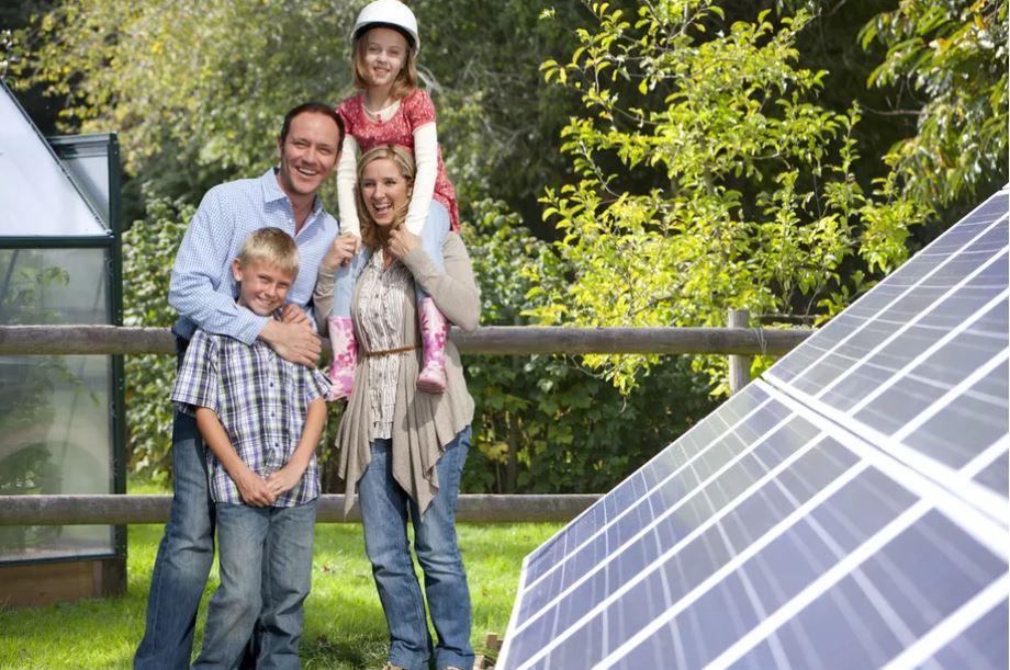 Happy Solar Customers